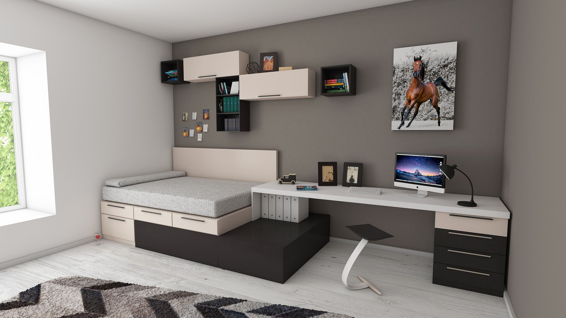 Je lepší koberec nebo linoleum?