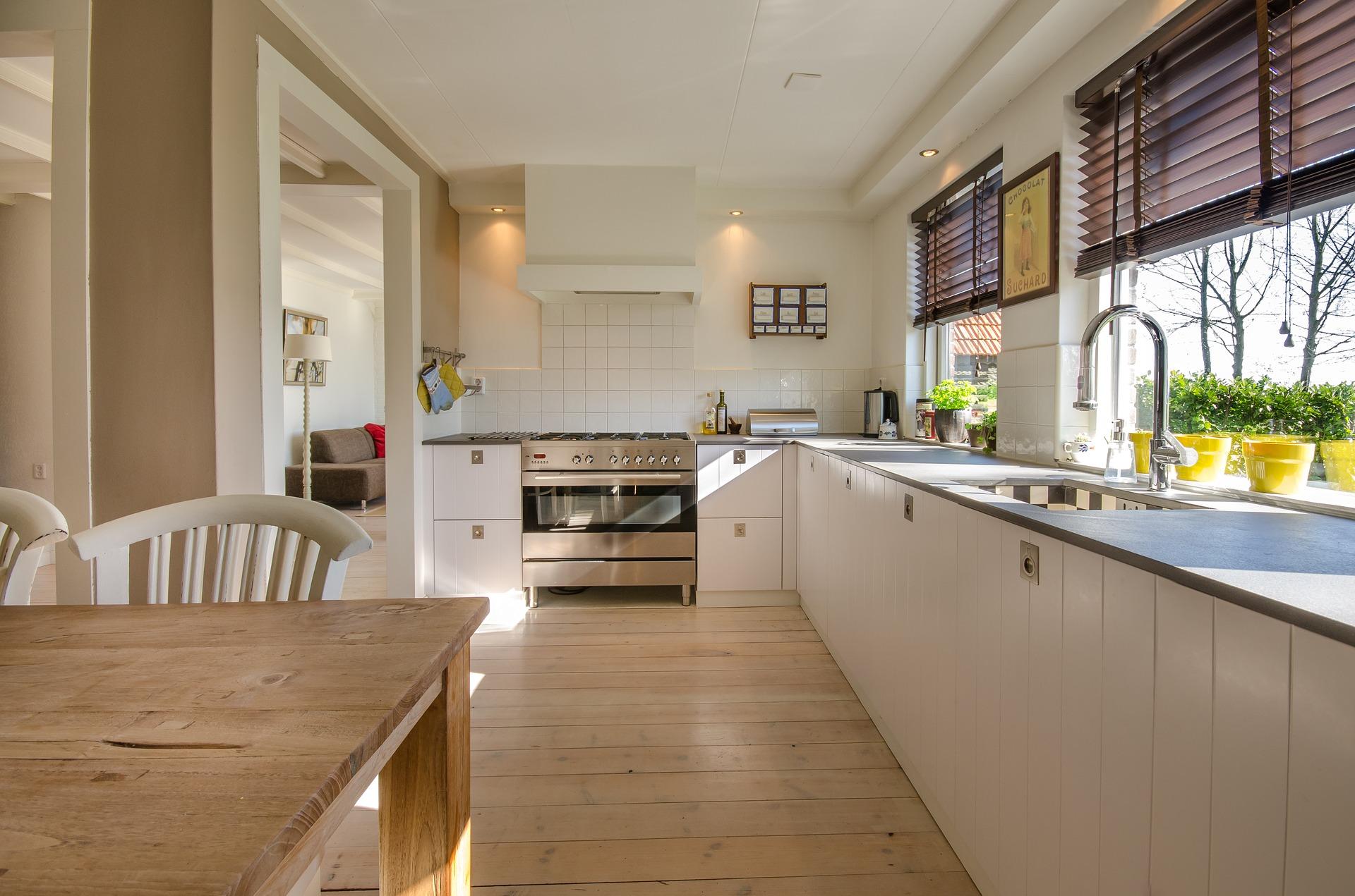 Nejdůležitější místností vdomě je vaše kuchyně