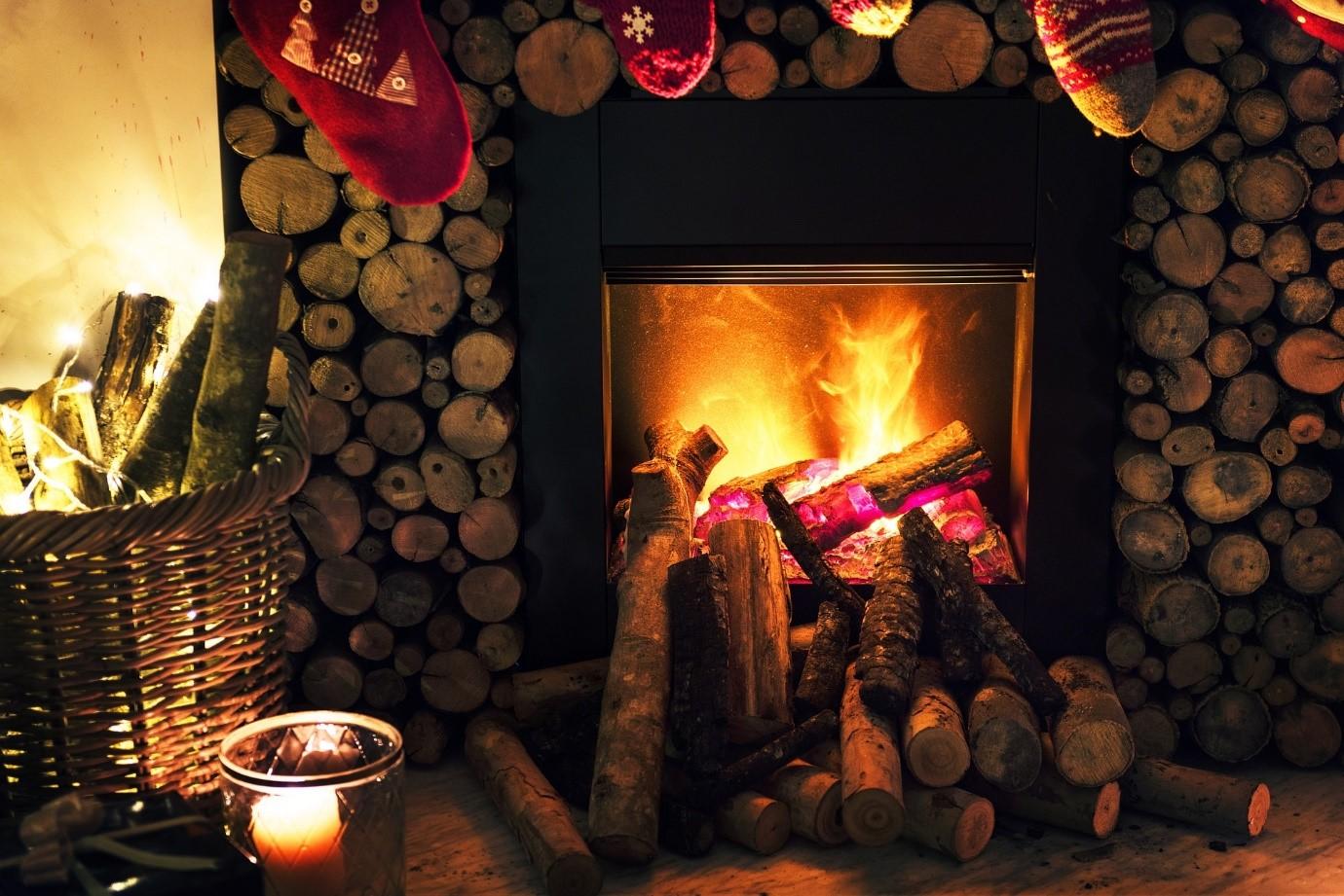 Zimní pohoda s bezpečným komínem