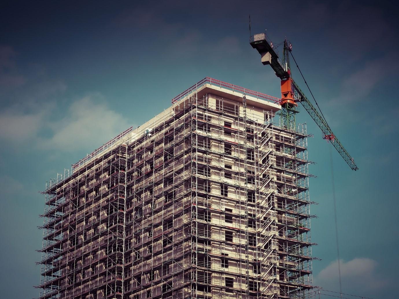 Stavba od projektu až po realizaci