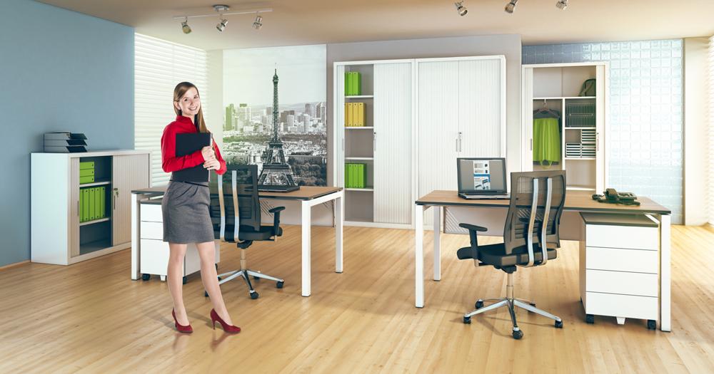 Nábytek pro lepší pracovní prostředí