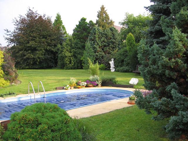 Zahradní pohoda od architekta
