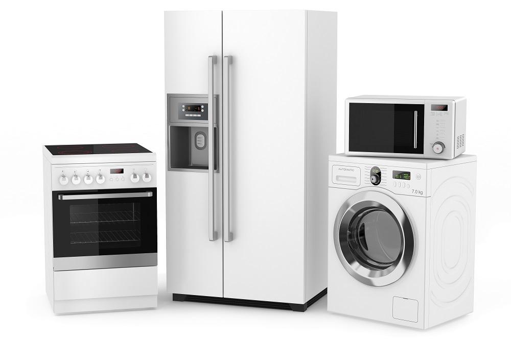 Bílá technika, základ každé domácnosti