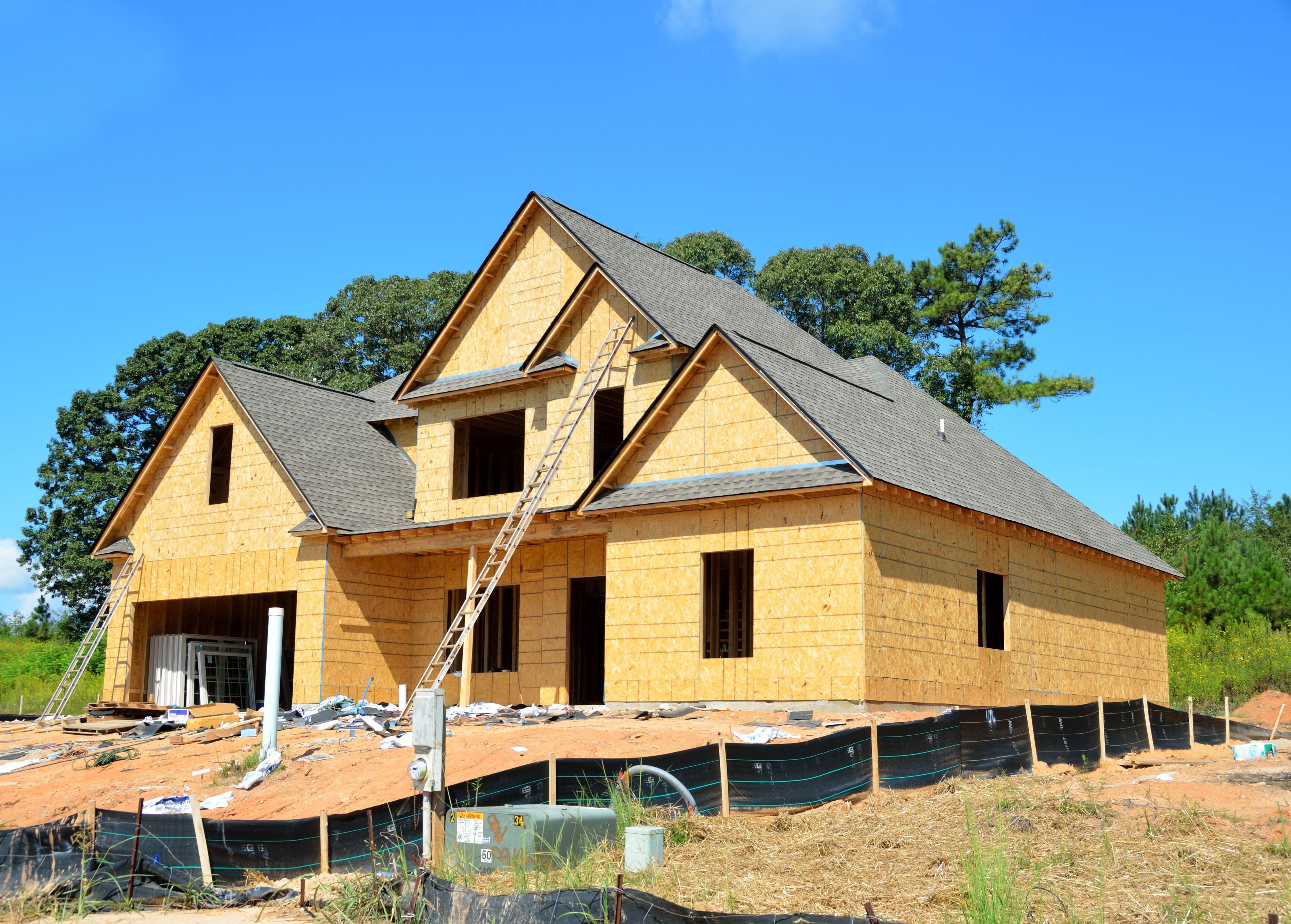 Co vše musíte při stavbě domu na klíč zařídit vy