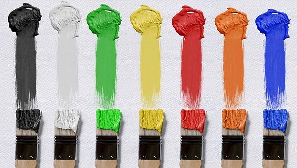 Malba změní celý byt