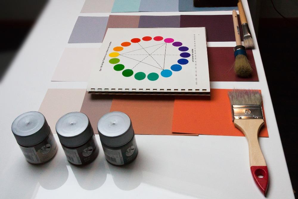 Malování jde i jednoduše