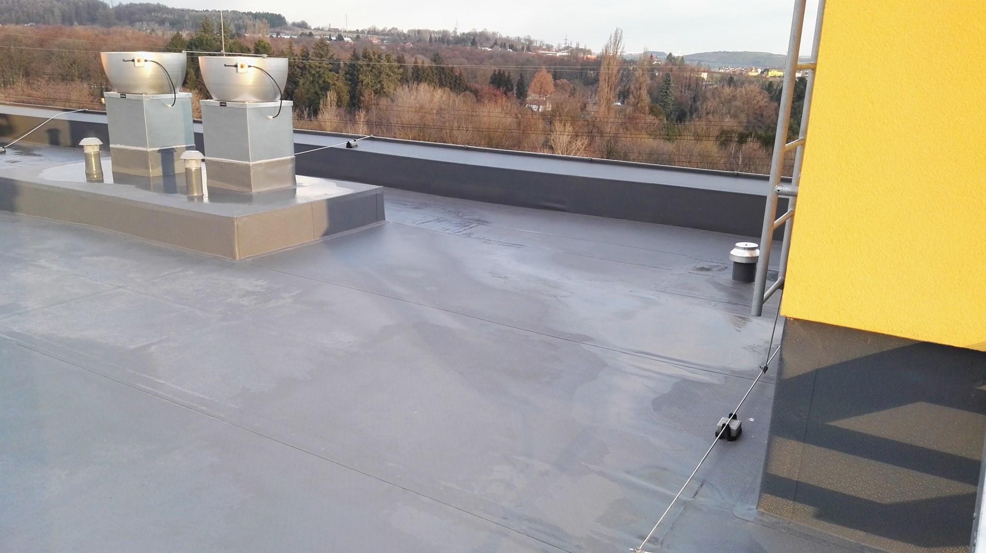 Izolace od základů až po střechu