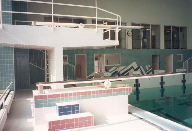Projekty domů, bazénů i sportovišť
