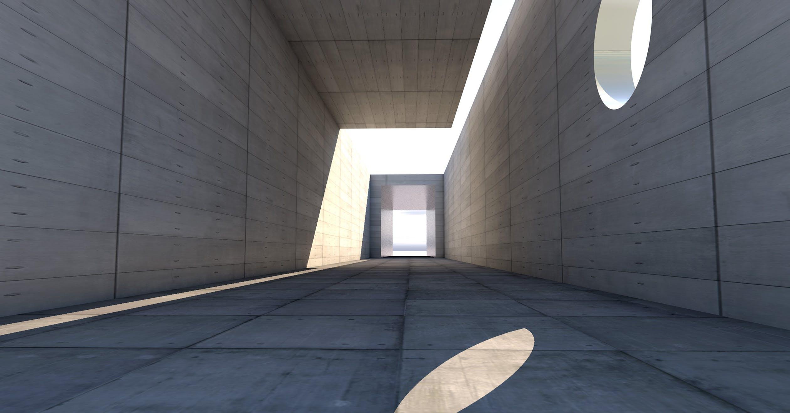 Beton jako estetický prvek
