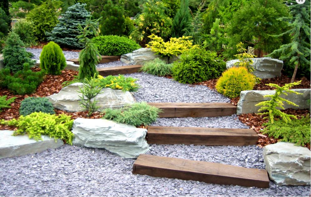 Zahrady dělají šťastné nás, kdo dělá šťastné zahrady?