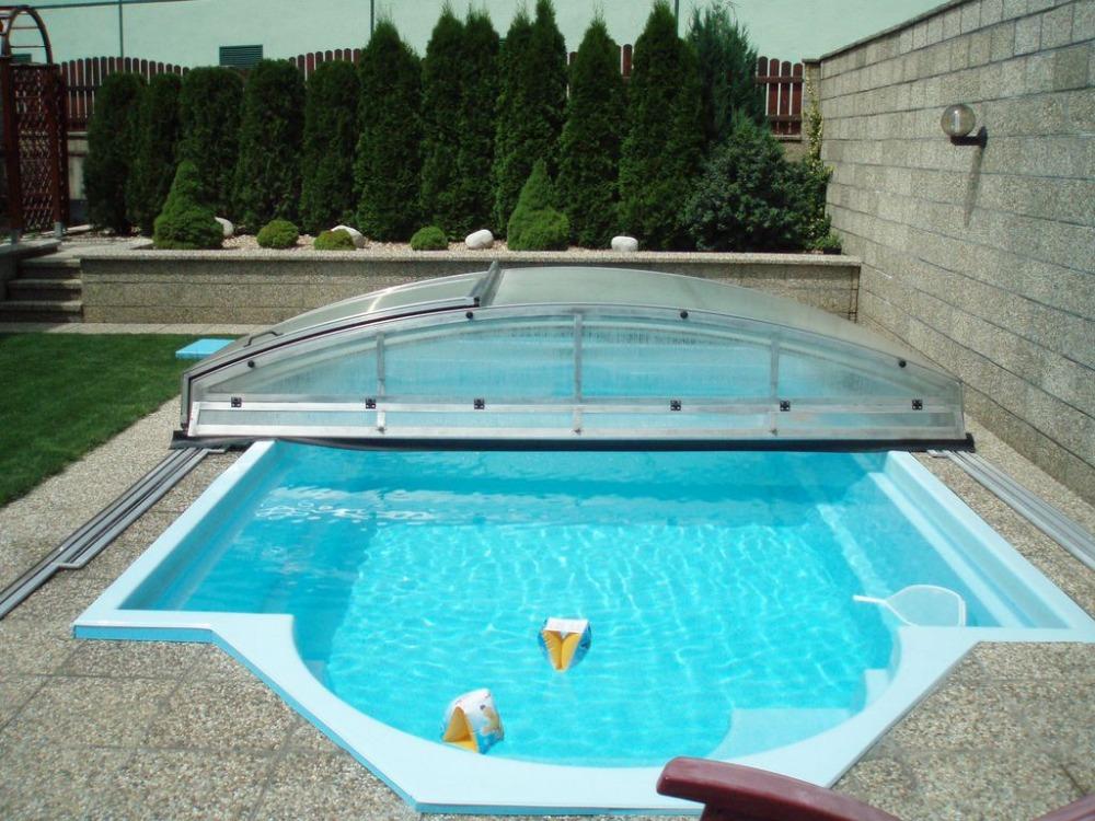 Kam větrák nemůže, tam bazén pomůže