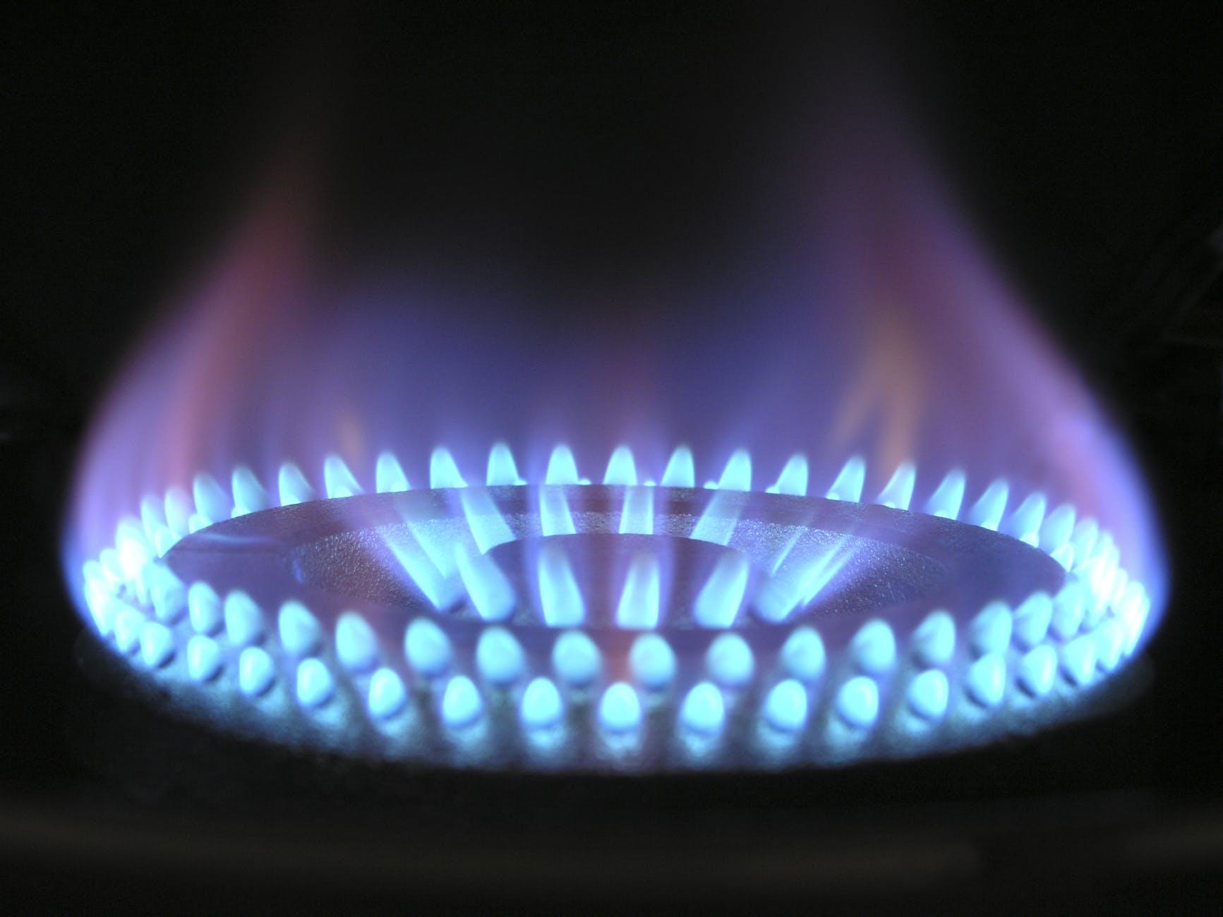 Díky plynu můžeme i svítit