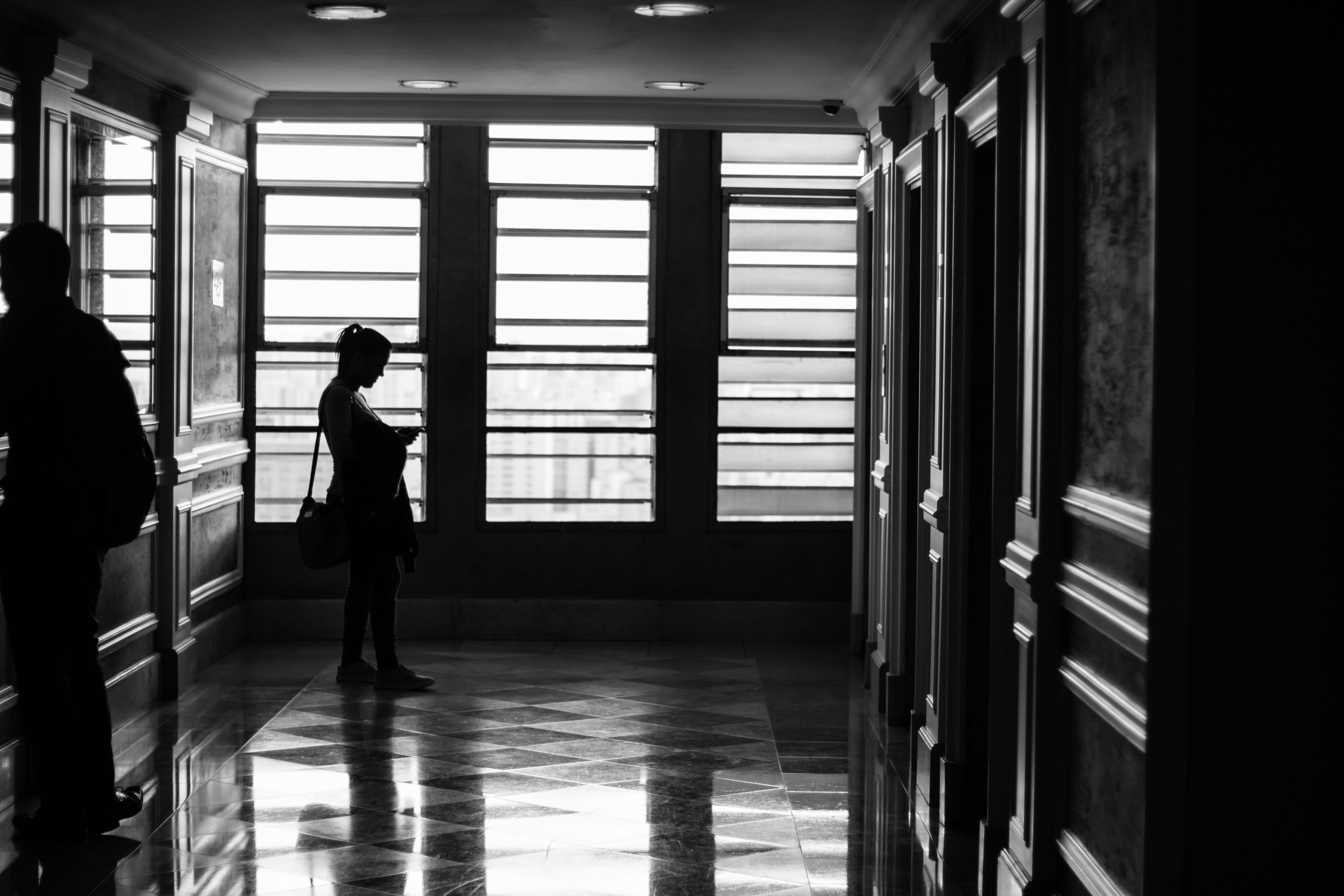 Chování ve výtahu nejen vkrizové situaci