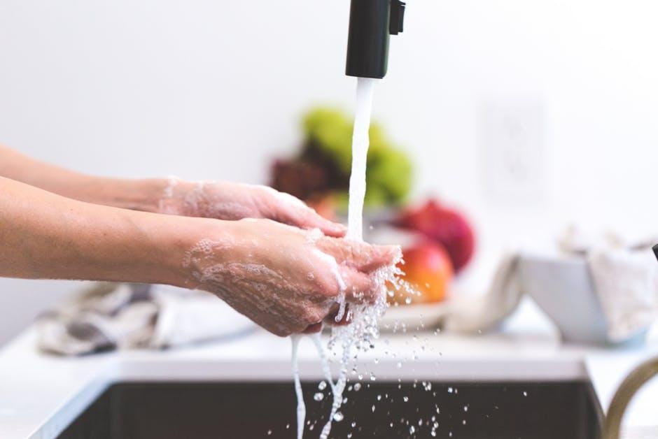 Správná hygiena jako základ pevného zdraví