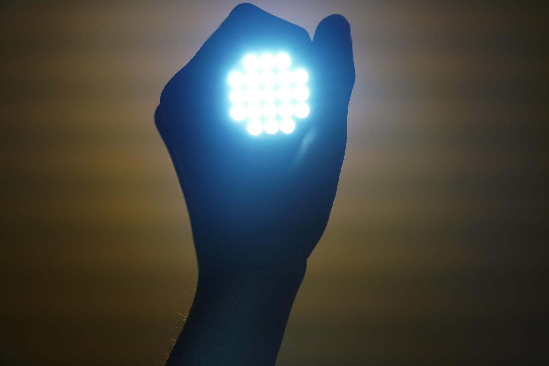 Světla kvalitní, bezpečná a odolná
