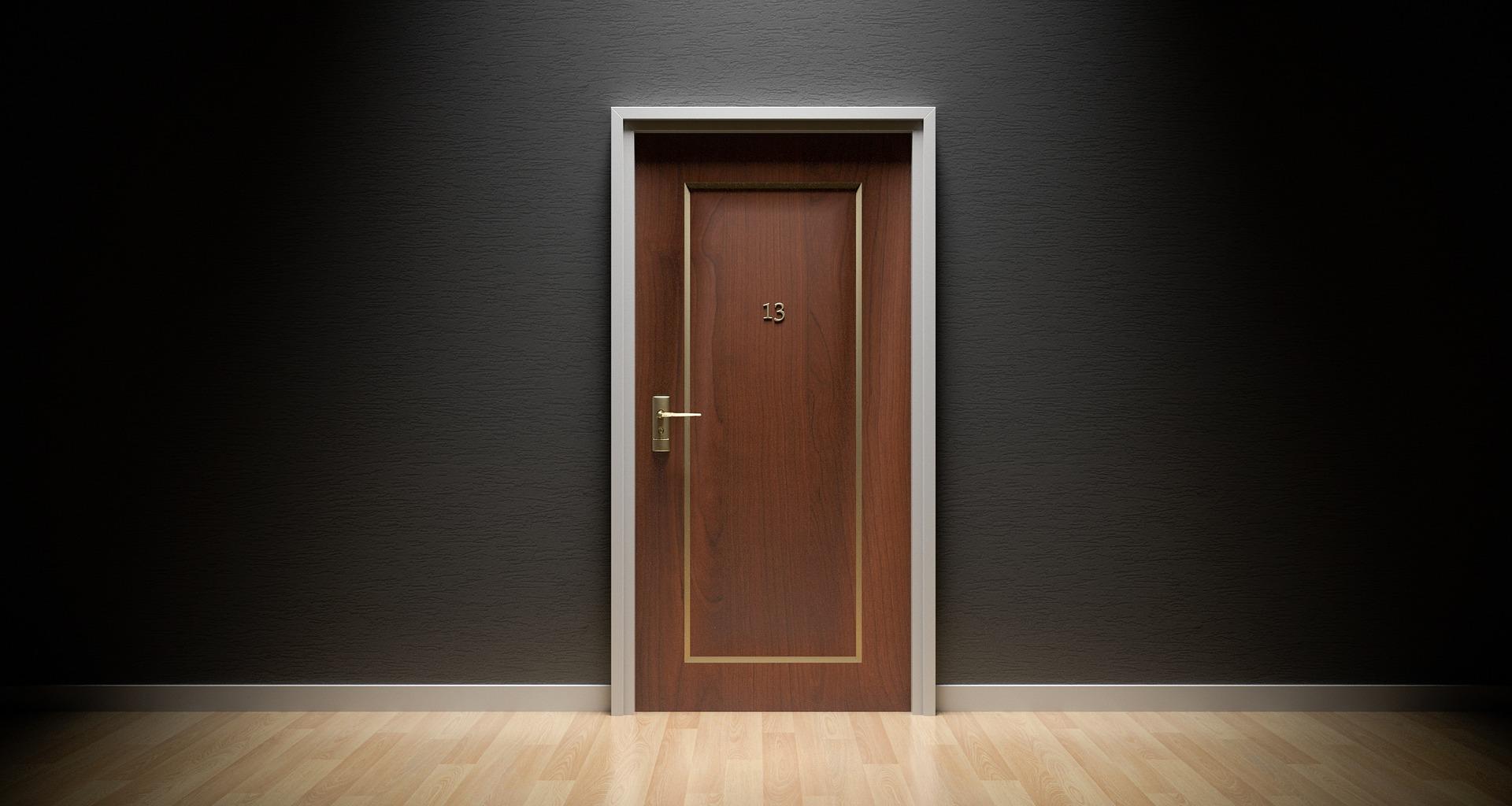 Nepusťte oheň přes práh dveří