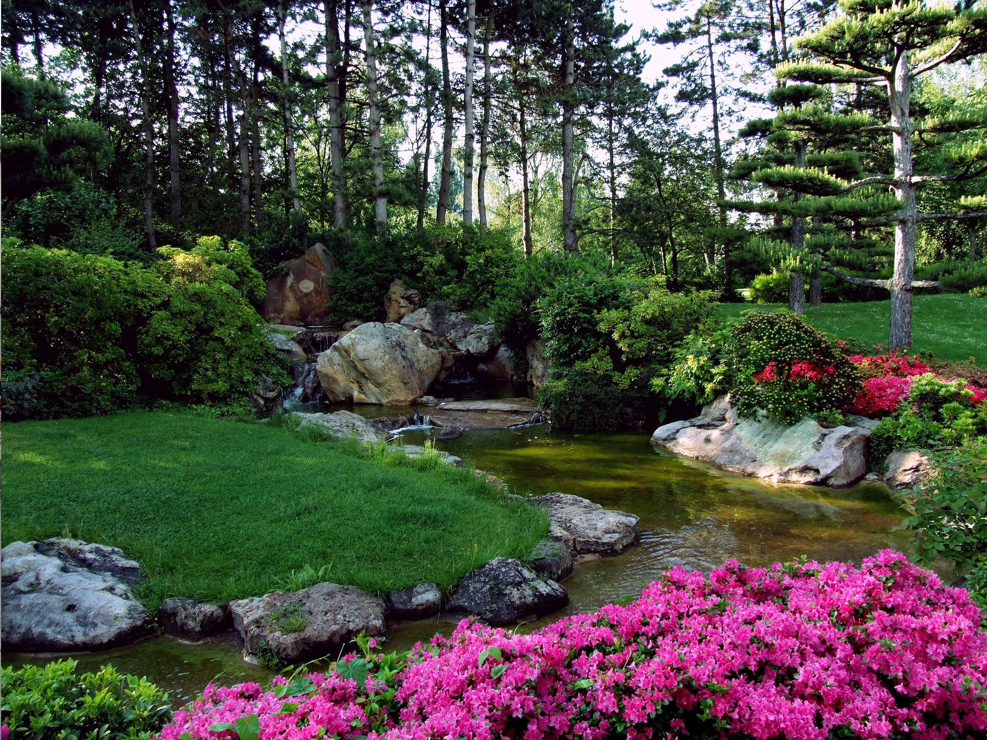 Zahrada snů jde i jednoduše