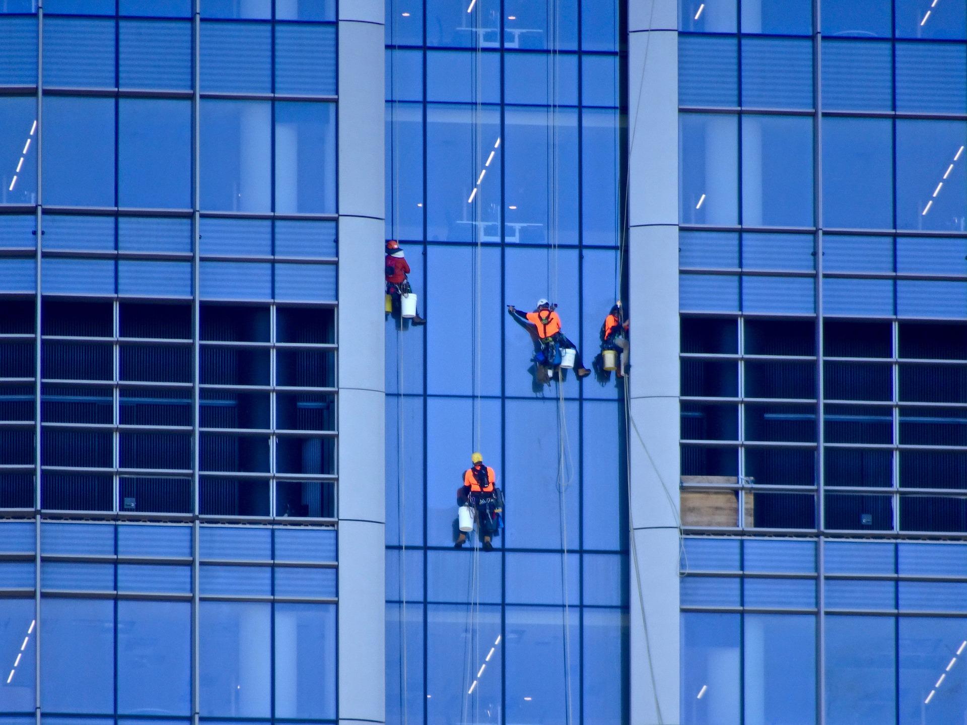 Starosti smytím oken si můžete ušetřit