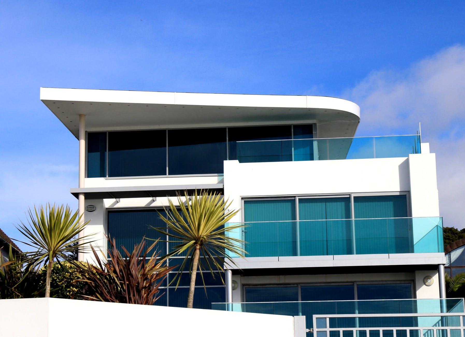 Minimalismus moderních domů