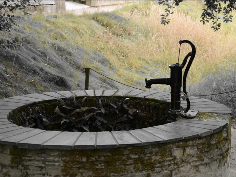 Vlastní studna má samé výhody