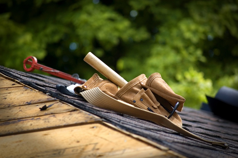 Střecha je věda