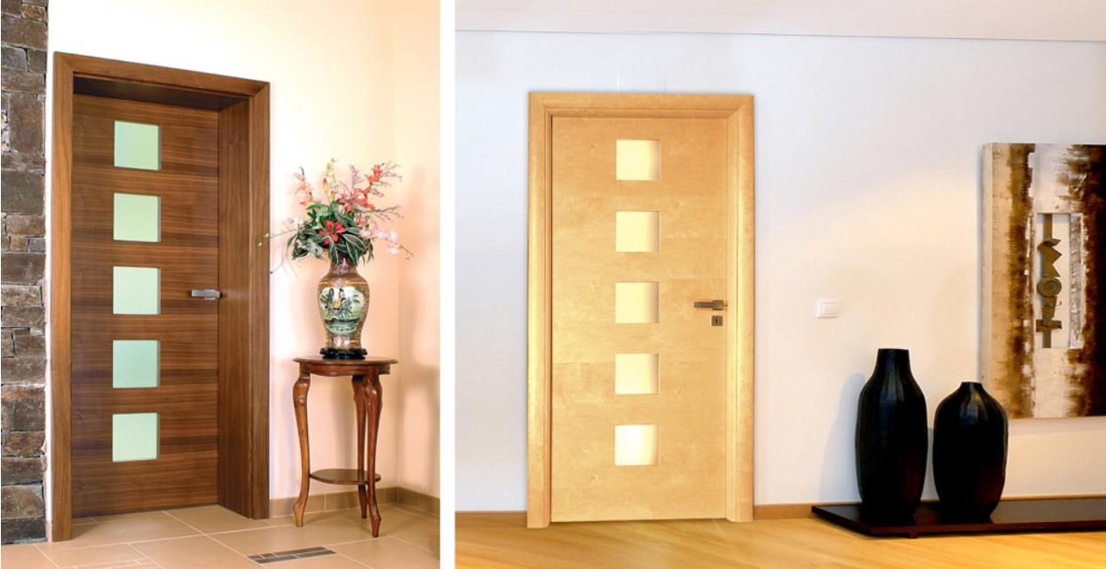 Dveře jako ozdoba každého interiéru