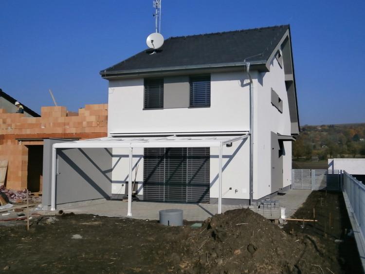 Domy s minimálními náklady na energie