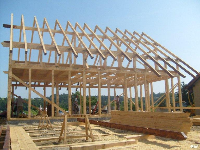 Dřevěné domy si zamilujete