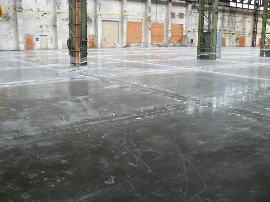 Průmyslovou podlahu jedině z drátkobetonu