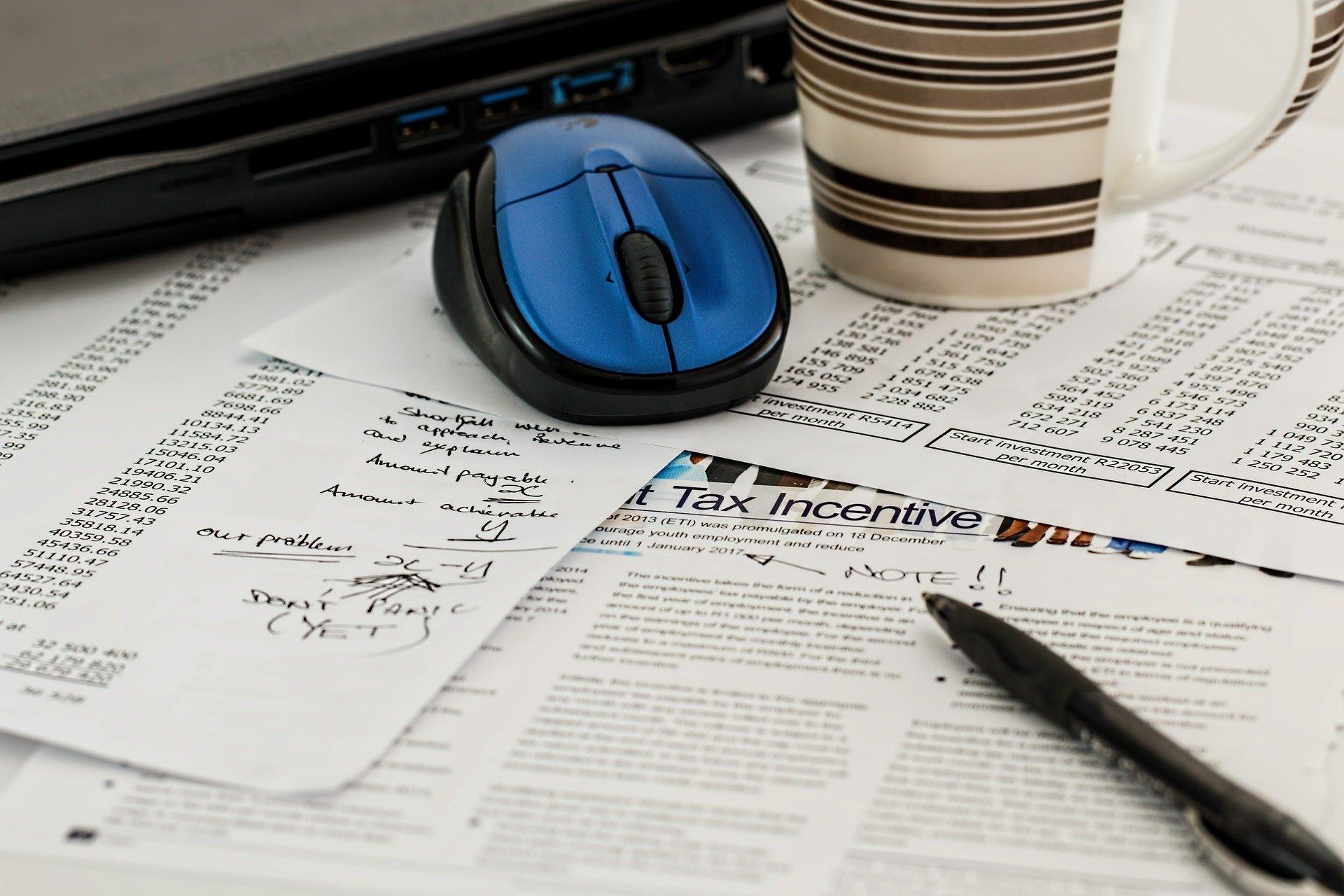 Jaké dokumenty potřebujeme ke zpracování účetní agendy?