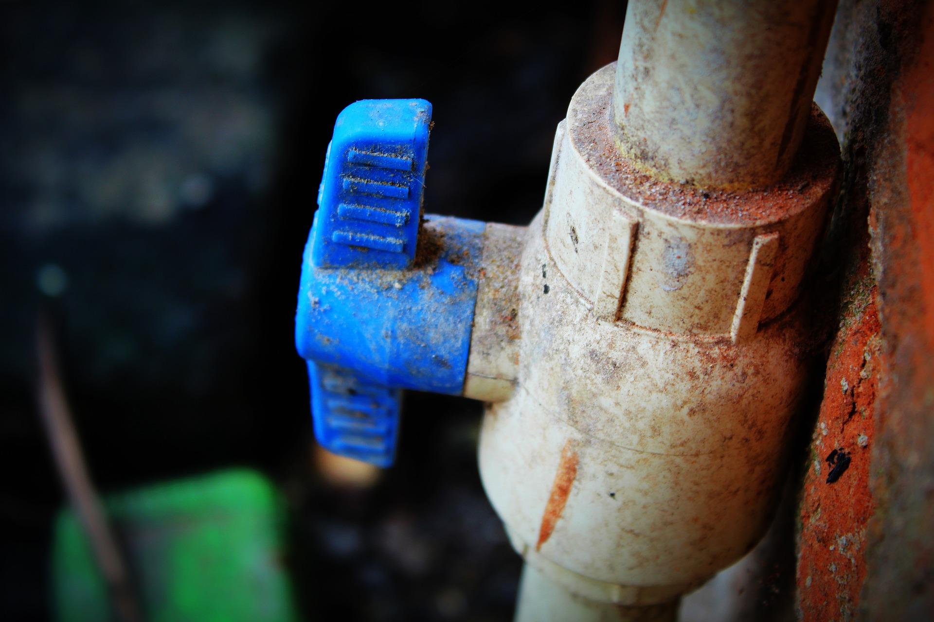Jak na vodovodní přípojku