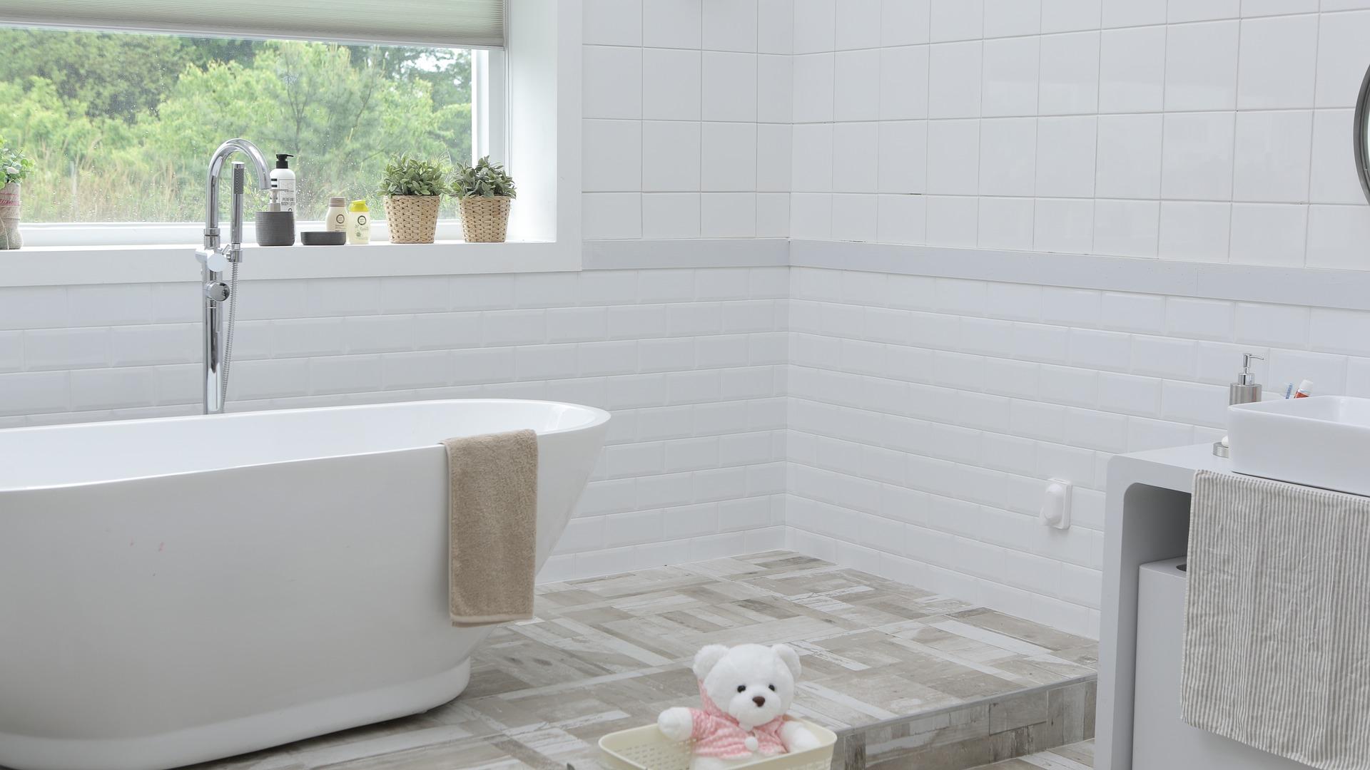 Rekonstrukci koupelny nepodceňujte