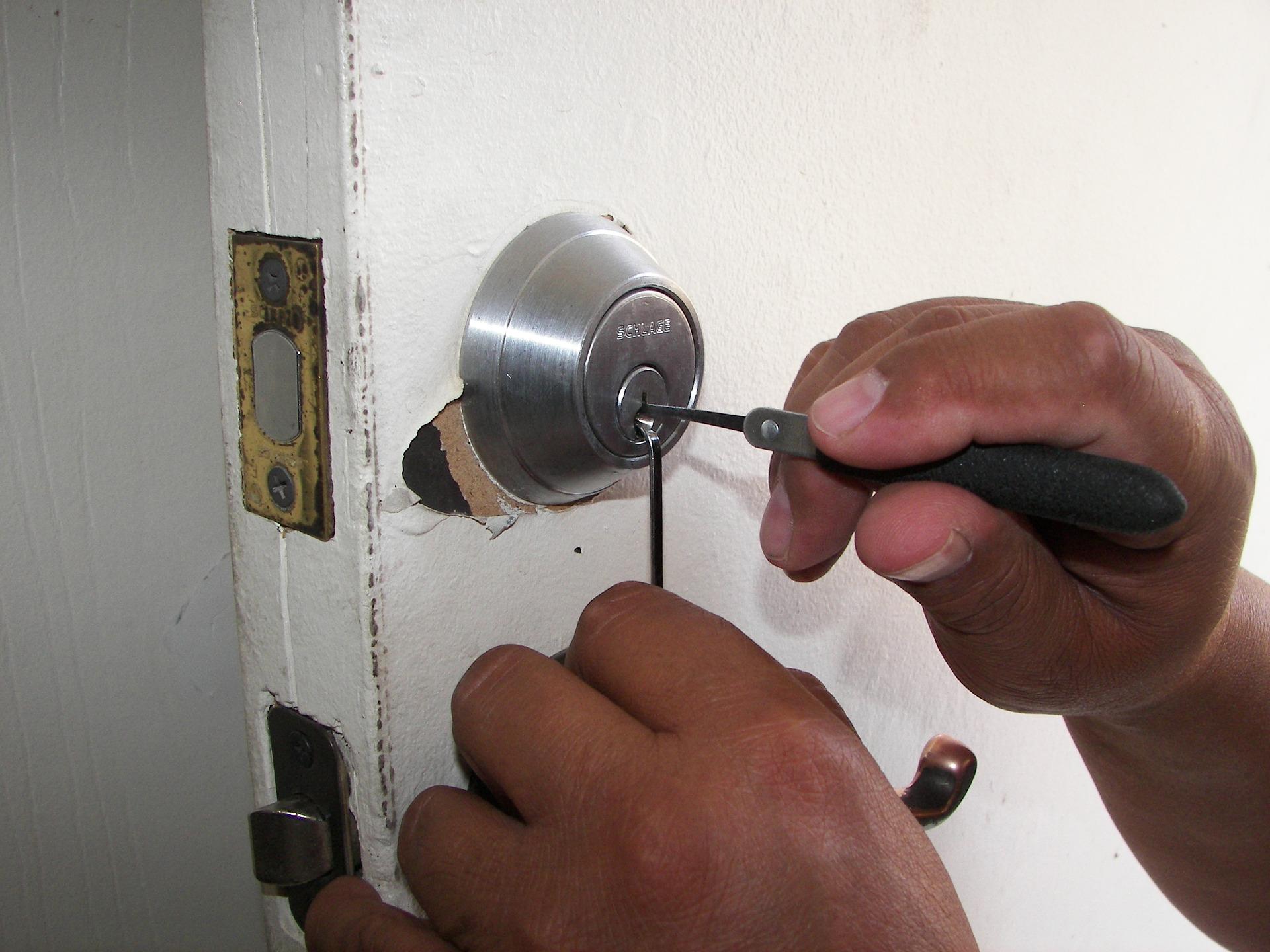 Klíče pro všechny dveře