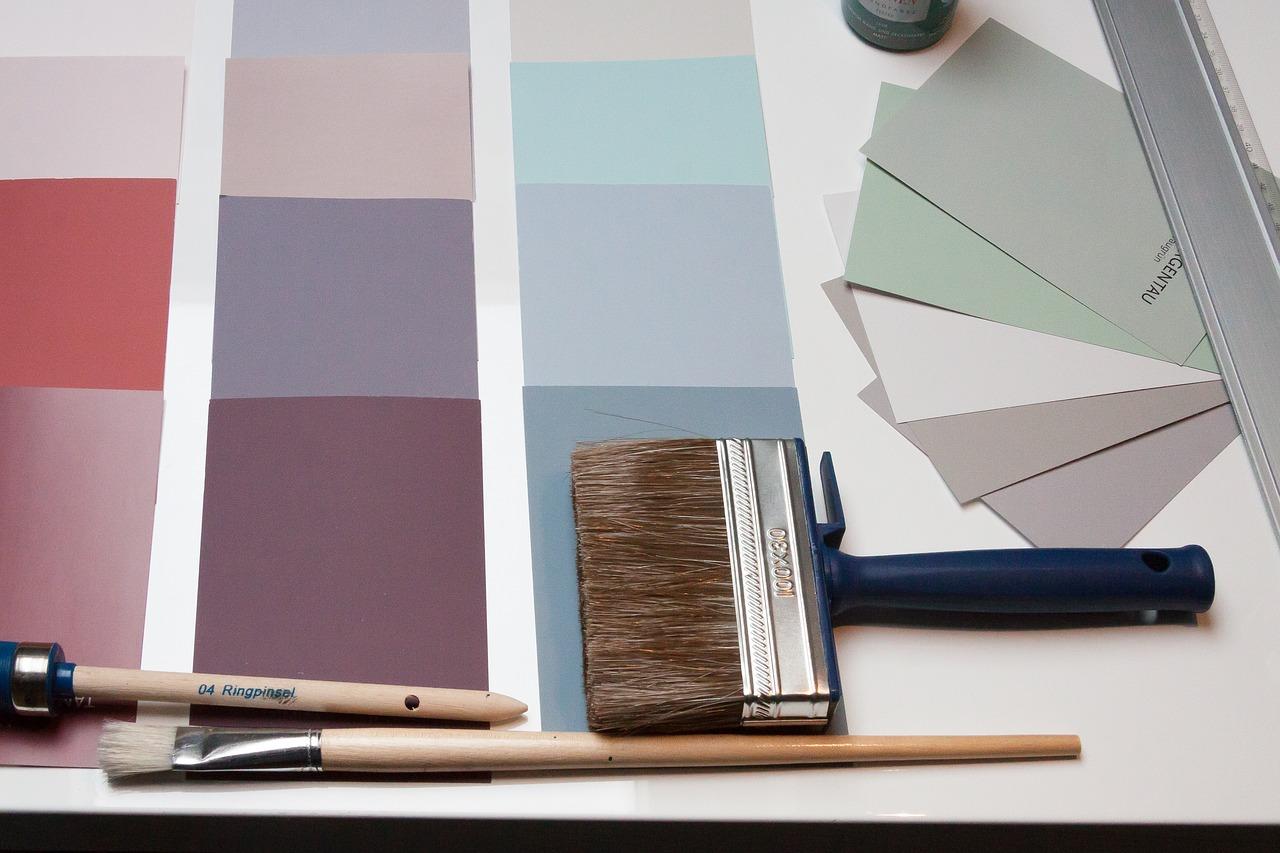 Barvy dělají bydlení