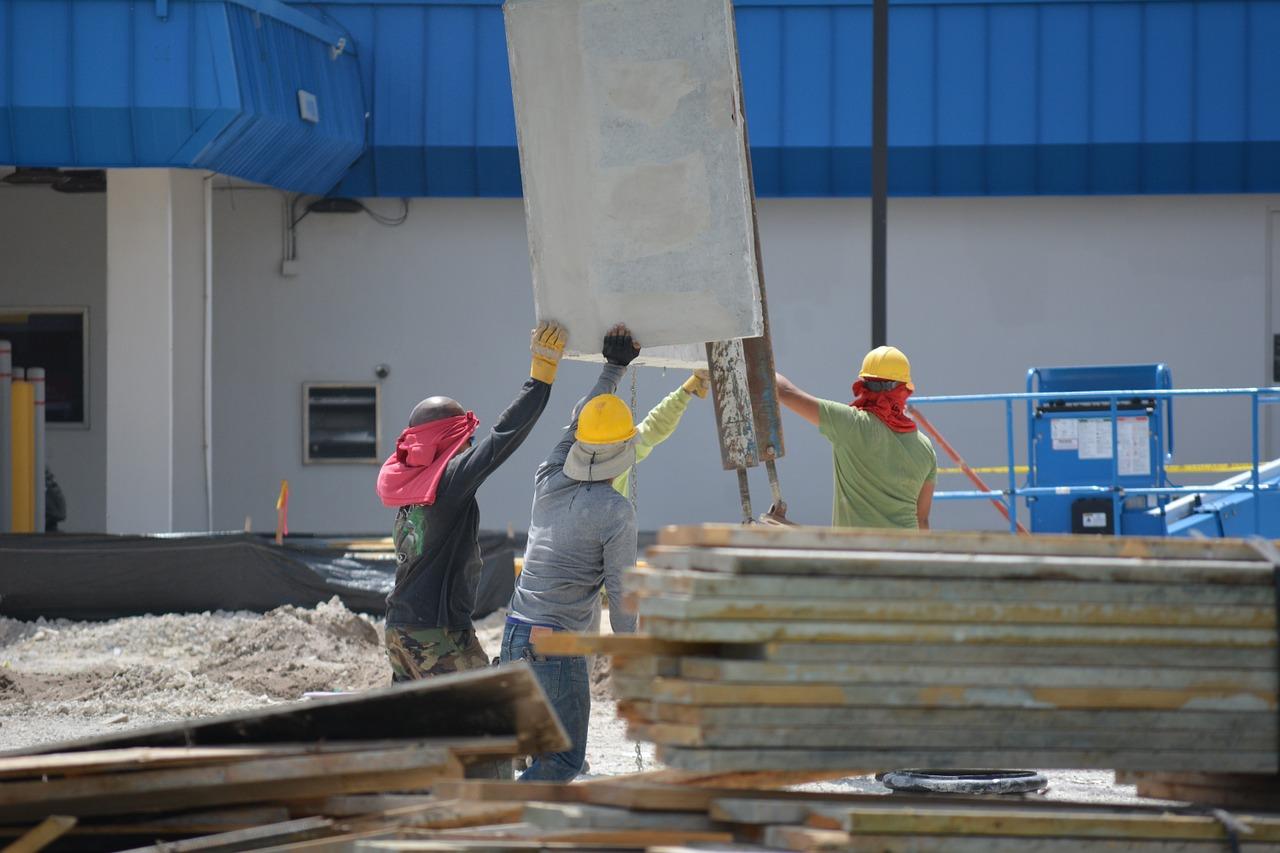 Komplexní stavební služby
