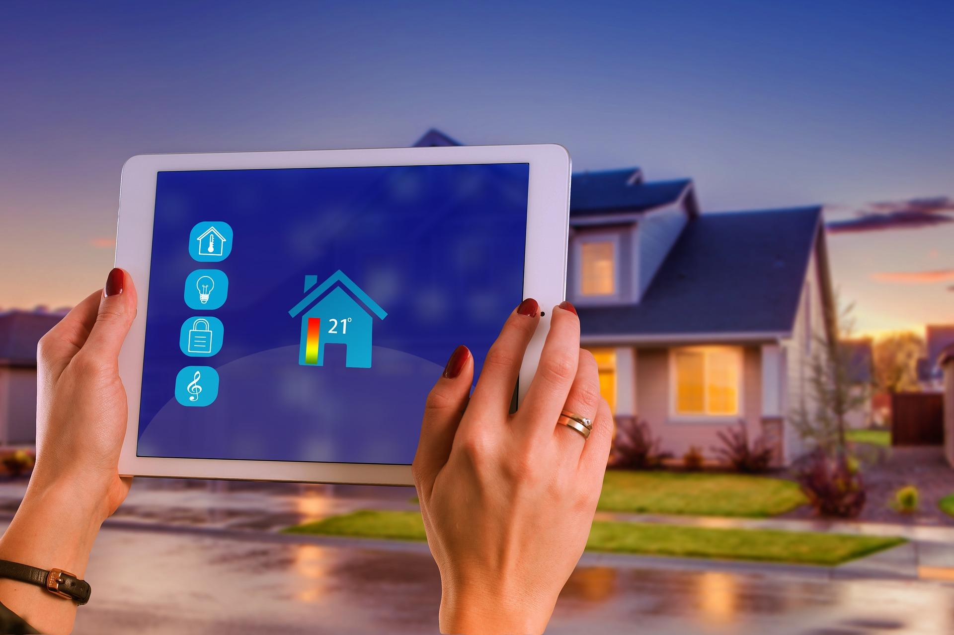 Bydlete opravdu chytře díky inteligentnímu domu