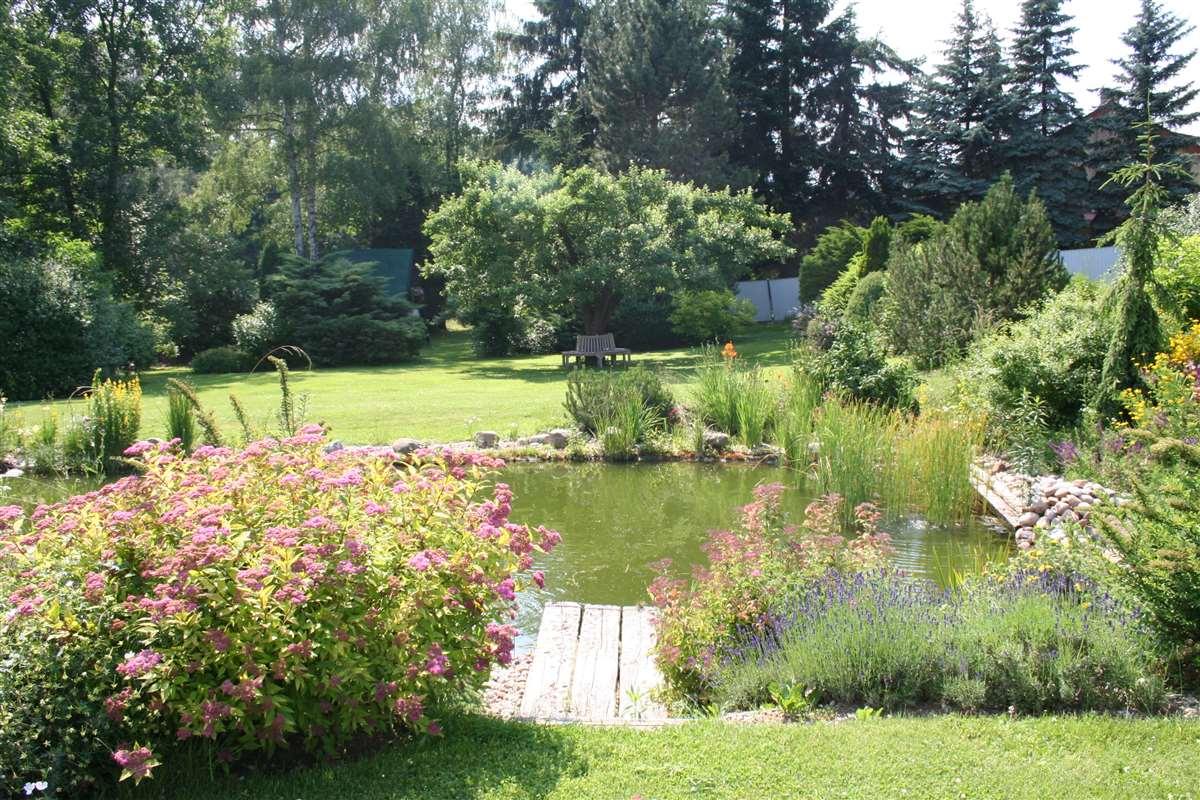 Zahrada dokáže náš dům proměnit k nepoznání