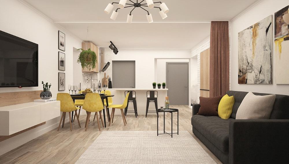 Podle čeho vybírat podlahy do jednotlivých místností?