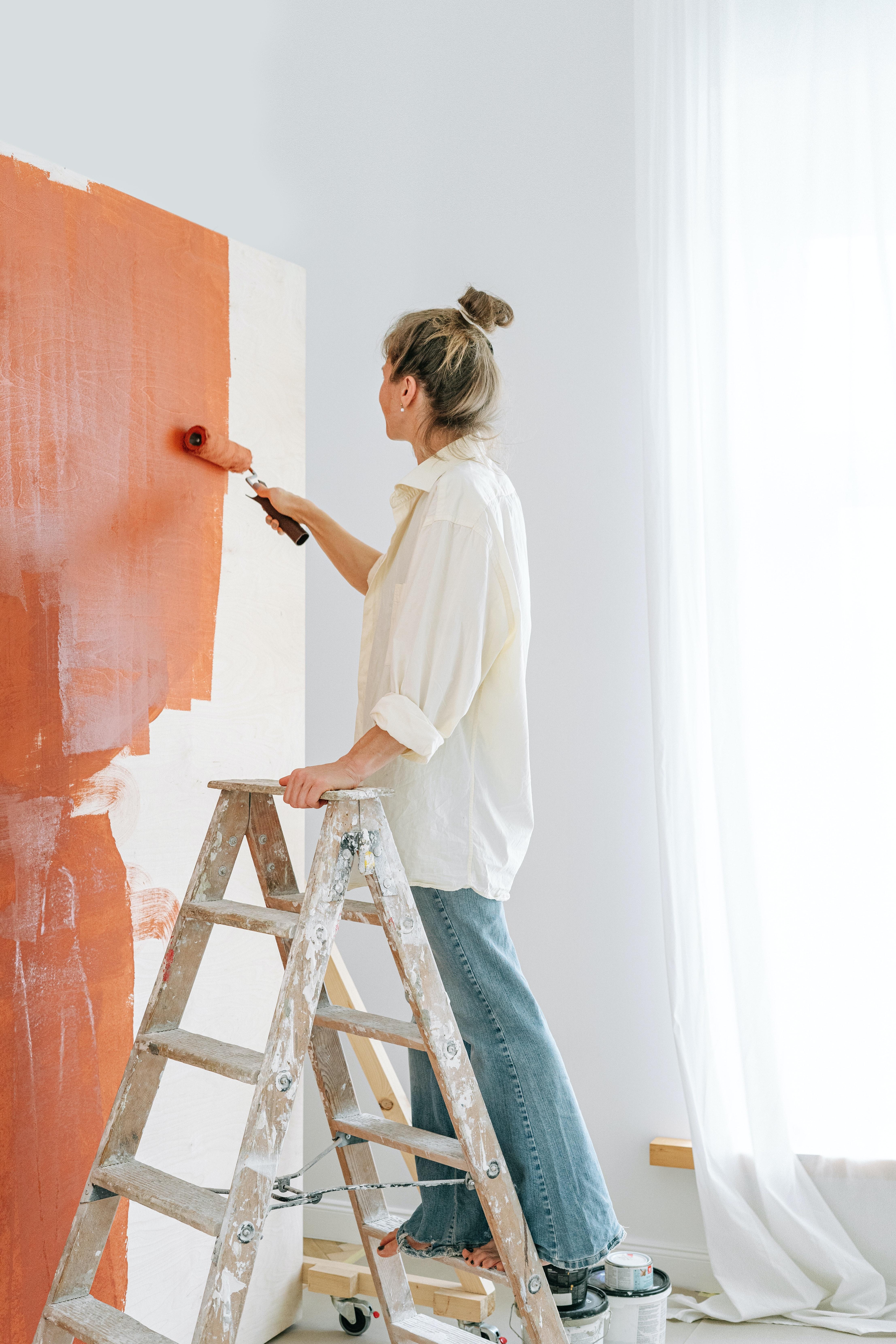 Nejenom zdi potřebují pravidelně nový nátěr
