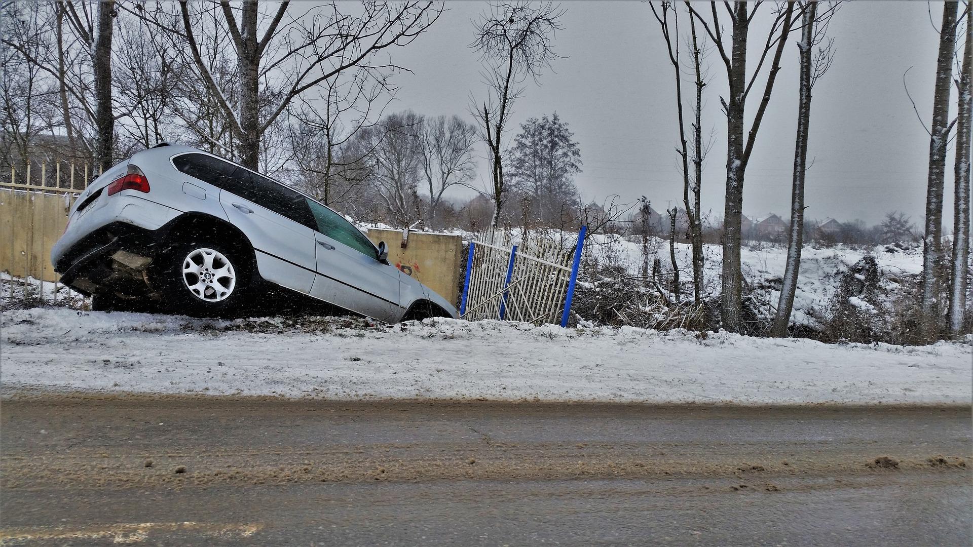 Jak postupovat u drobné dopravní nehody