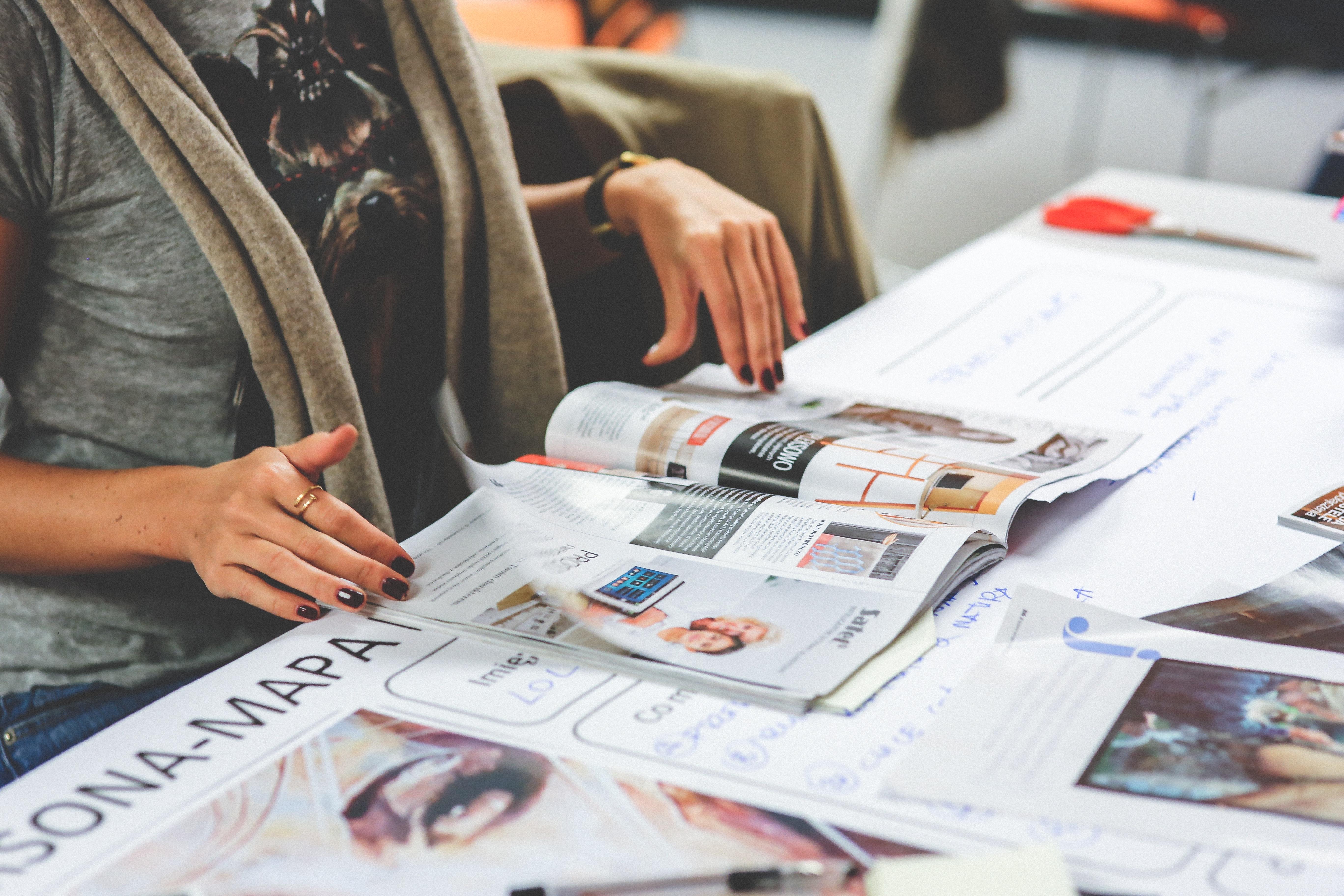 Grafická úprava textu a jeho tisk pohodlně na jednom místě