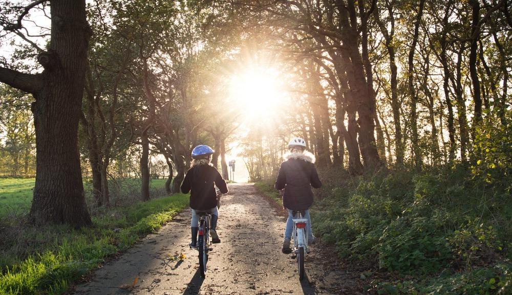 Jízda na kole jako cesta khezké postavě i duševní pohodě