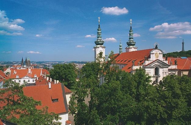 Poznejte Strahovský klášter a jeho mnohá nej