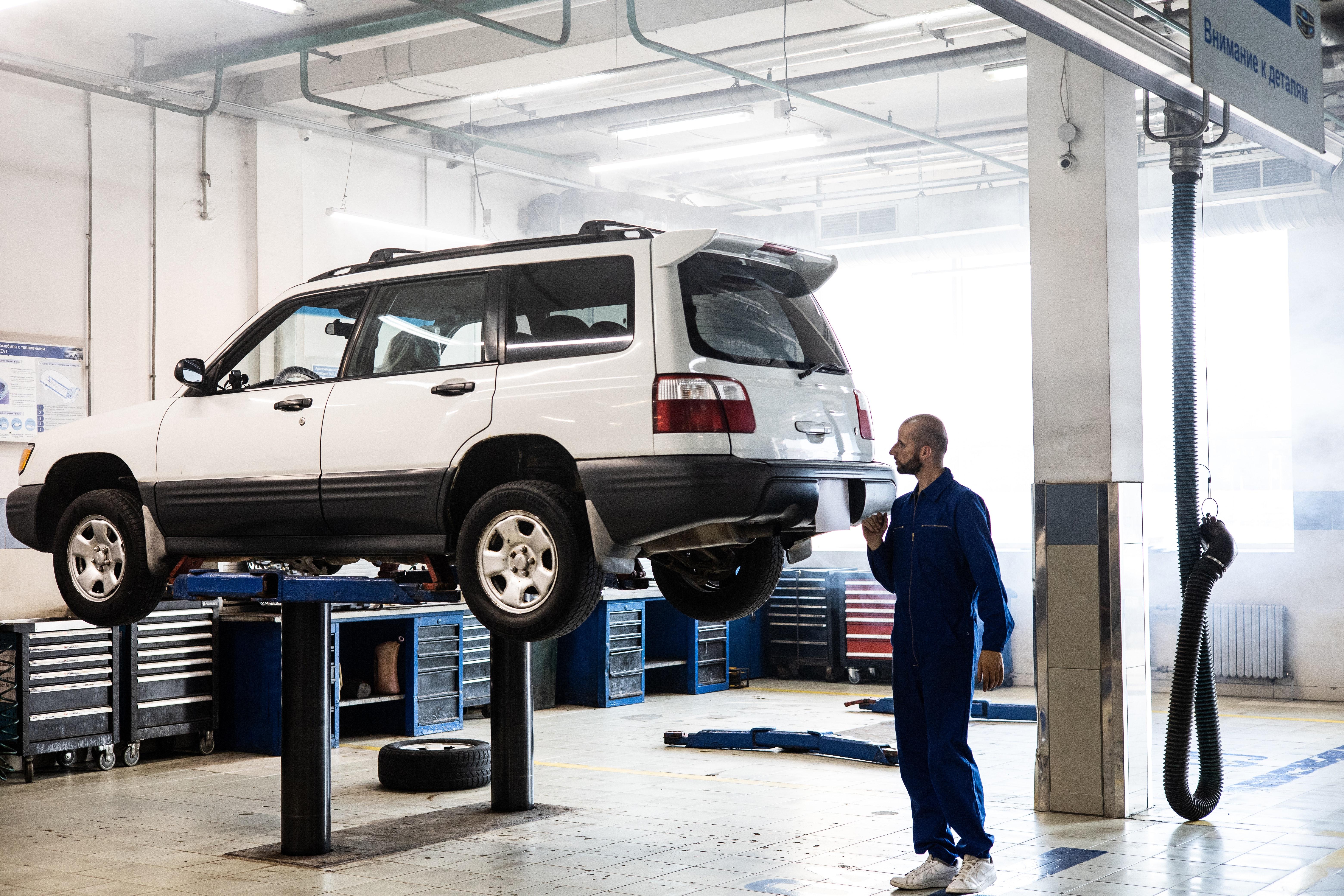 Příprava auta na zimu není jen o výměně pneumatik